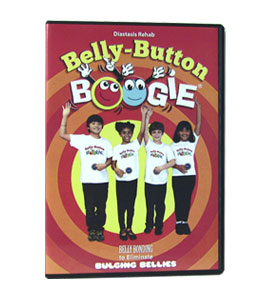 Kids Belly Button Boogie DVD